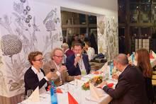 Empfang Bezirksgruppe Berlin