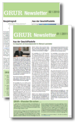 GRUR Newsletter